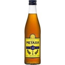 Metaxa 3* Brandy 350ml