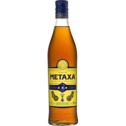 Metaxa 3* Brandy 700ml