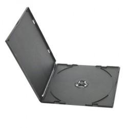 OEM CD/DVD Slim Case Black