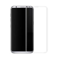 Πλήρες προστατευτικό γυαλί, No Brand, Για Samsung Galaxy S8 Plus, 0.3mm, Διαφανής - 52292