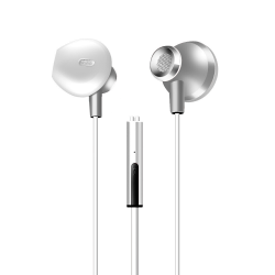 Κινητά ακουστικά με μικρόφωνο Earldom ET-E14, Γκρί - 20422