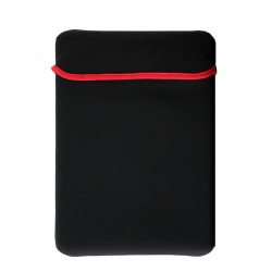 "ΟΕΜ Neoprene sleeve Case για Laptop/Tablet 15"", Μαύρο - 45247"