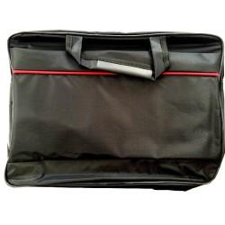 """Okade Laptop Bag 15.6"""", Μαύρο - 45240"""