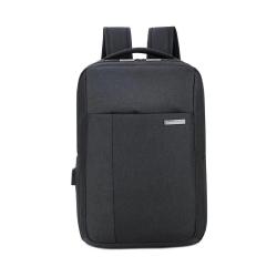 """Φορητό σακίδιο laptop No brand, 15,6 """", Μαύρο - 45259"""