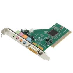 PCI κάρτα ήχου No brand, CMI8738SX, 4 Channel - 17204