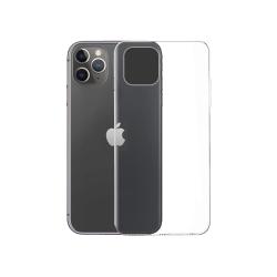 Θήκη σιλικόνης No brand, για το Apple iPhone 11 Pro, Slim, Διαφανής - 51699