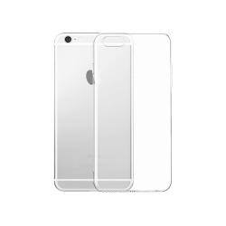 Θήκη σιλικόνης No brand, για το Apple iPhone 6 Plus, Slim, Διαφανής - 51586